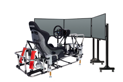 レーシングシミュレーター×VRのイメージ